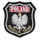 S42 Emblemat POLAND RESCUE TEAM